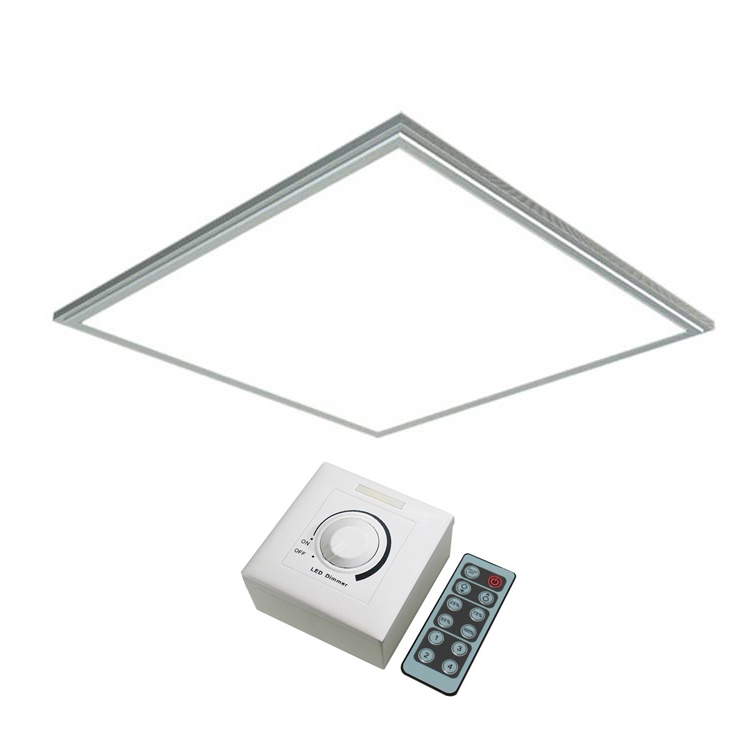 Dimmable Side Lit LED Panel Light 42W 60x60