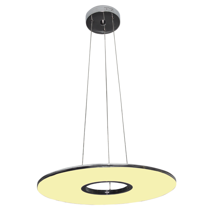Round LED Pendant Light