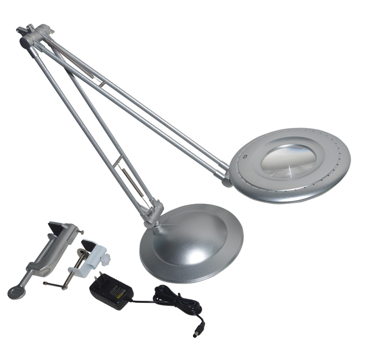 5D LED Magnifier lamp