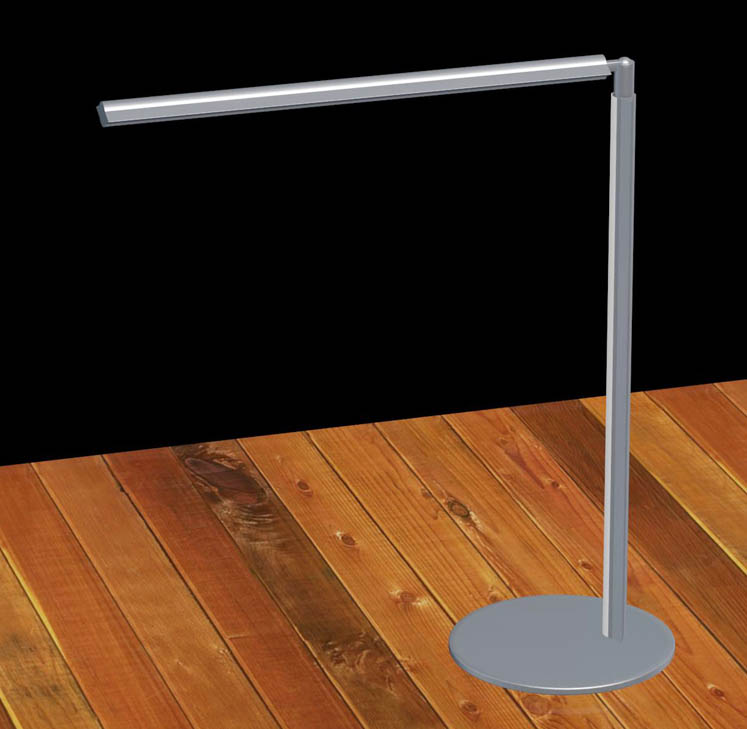 6W Dimmable LED Desk lamp